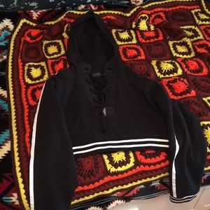 Fenty Puma Rising Sun hoodie, size L.